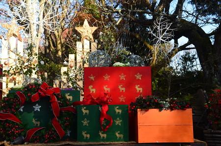 もうクリスマスの飾り