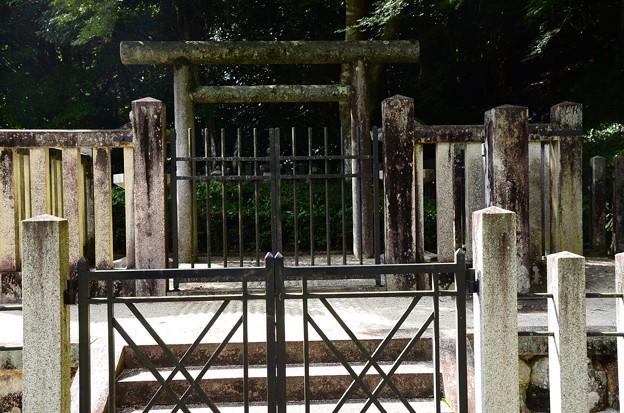建礼院門徳子大原西陵