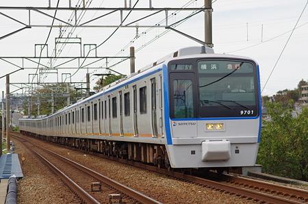相鉄9000系新塗装車(その1)