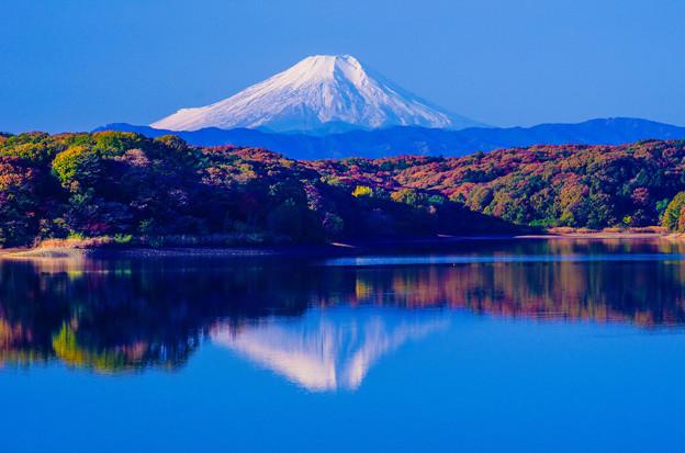 2014.11.23逆さ富士(調整)