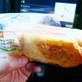 写真: ミニストップ フレンチトーストハムチーズ