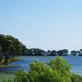 初秋の琵琶湖