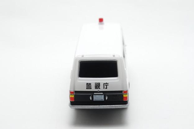 トミーテック_THE CAR COLLECTION 80 TOYOTA HIACE_004