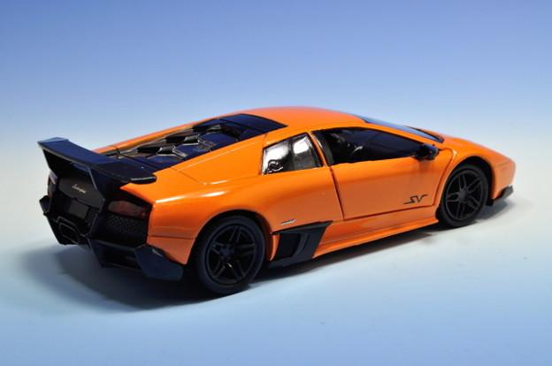 ジョーゼン_キャストワールド Lamborghini Murcielago ランボルギーニ ムルシエラゴ_002