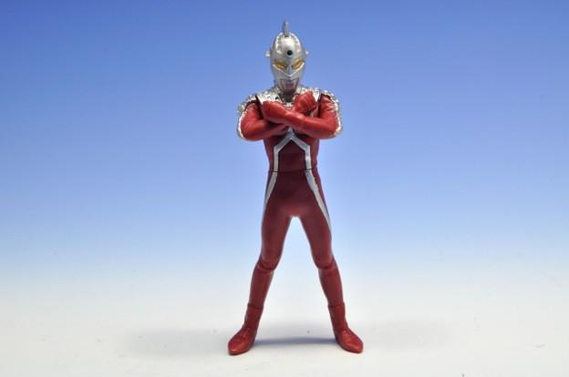 バンダイ_HG ウルトラ 大怪獣バトルスペシャル ウルトラセブン_001