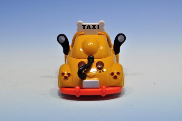 タカラトミー_トミカ-TOKYO DISNEY RESORT Vehicle Collection プルートのタクシー_005