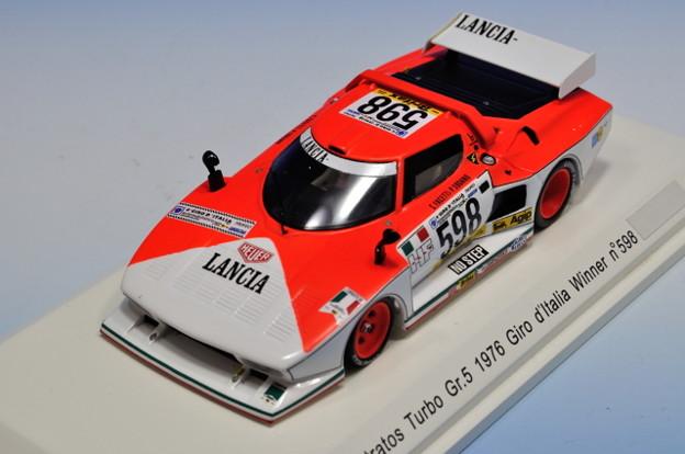 MINIMAX_Reve Collection Lancia Stratos Turbo Gr.5 Giro d'italia Winner No.598_008