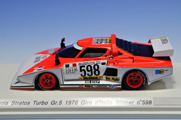 MINIMAX_Reve Collection Lancia Stratos Turbo Gr.5 Giro d'italia Winner No.598_003