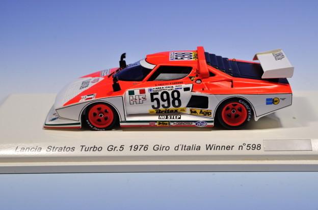 MINIMAX_Reve Collection Lancia Stratos Turbo Gr.5 Giro d'italia Winner No.598_002