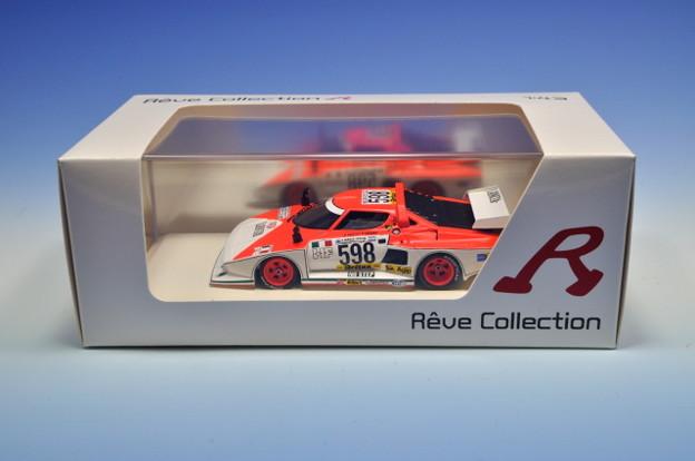 MINIMAX_Reve Collection Lancia Stratos Turbo Gr.5 Giro d'italia Winner No.598_001