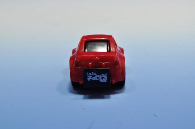 ワンダ_歴代フェアレディZコレクション ミニミニチョロ Nissan FAIRLADY Z Z33_005