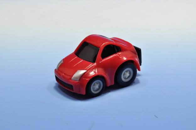 ワンダ_歴代フェアレディZコレクション ミニミニチョロ Nissan FAIRLADY Z Z33_001