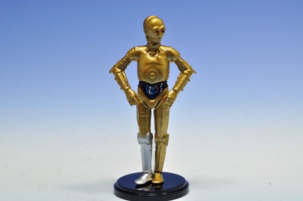 フルタ_チョコエッグ スター・ウォーズ C-3PO_001