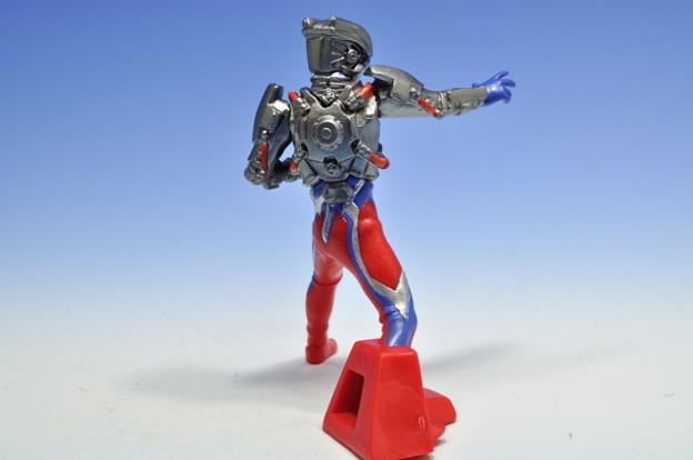バンダイ_ウルトラマンDG 4 大怪獣バトル ウルトラ銀河伝説 THE MOVIE テクターギア・ゼロ_006