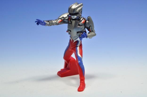 バンダイ_ウルトラマンDG 4 大怪獣バトル ウルトラ銀河伝説 THE MOVIE テクターギア・ゼロ_005