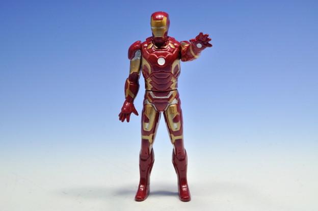 タカラトミー_メタルフィギュアコレクション アイアンマン マーク43 IRON MAN MARK43_006
