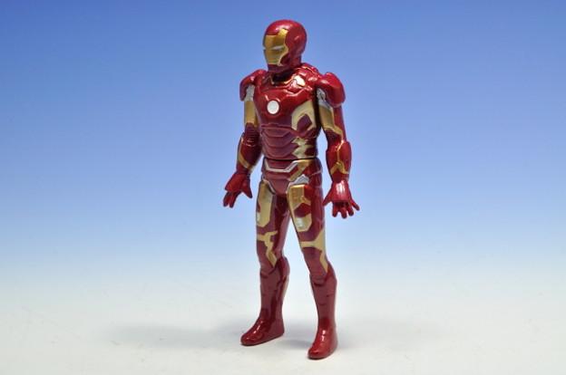 タカラトミー_メタルフィギュアコレクション アイアンマン マーク43 IRON MAN MARK43_004