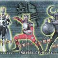 バンダイ_HGシリーズ 仮面ライダー21 ~デルザー軍団現る!!編~ 仮面ライダー龍騎 仮面ライダーファム_007