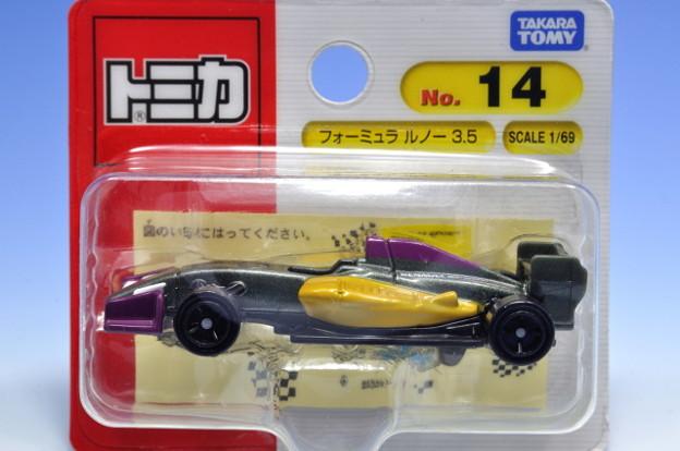 タカラトミー_トミカ フォーミュラ ルノー 3.5 Formula Renault 3.5_001