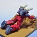 バンダイ_ガンダムコレクションNEO5 機動戦士ガンダム RX-77-2 ガンキャノン(スプレー・ミサイルランチャー)_006