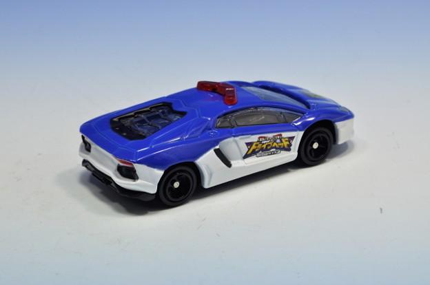 タカラトミー_2017 株主優待限定企画セット ランボルギーニ アヴェンタドール クーペ Lamborghini Aventador_002