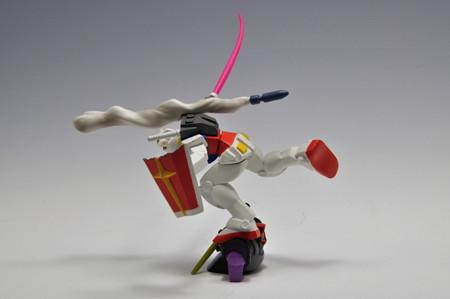 バンプレスト_機動戦士ガンダム ビネットコレクション3 ドムを踏み台にするガンダム_002