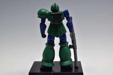 バンプレスト_MOBILE SUIT GUNDAM ミニフィギュアコレクション5 MS-05B ザクI_002
