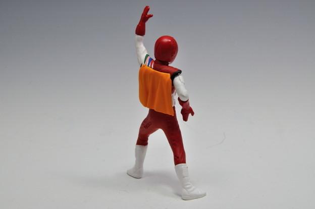バンダイ_HGシリーズ ジャッカー電撃隊 スペードエース_006