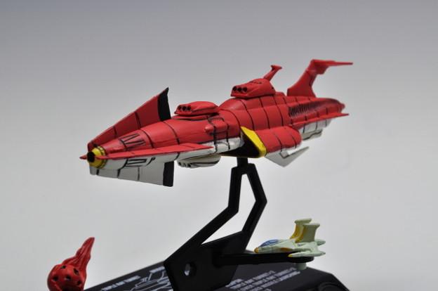メガハウス_COSMO FLEET COLLECTION 宇宙戦艦ヤマト さらば友よ編 沖田艦_005