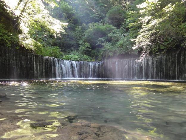 Photos: 白糸の滝@軽井沢