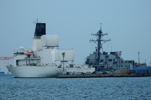 USNS Howard O. Lorenzen (T-AGM-25)