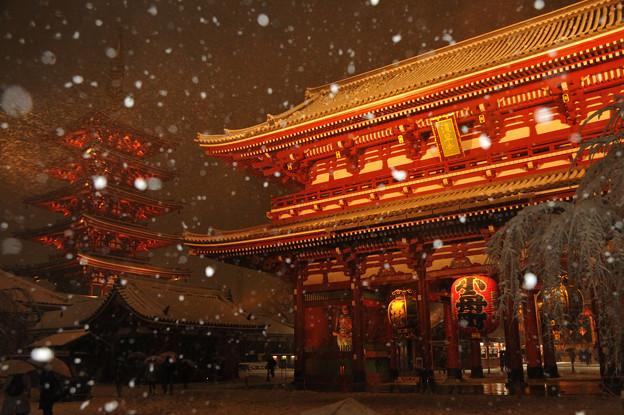 Photos: 浅草寺宝蔵門