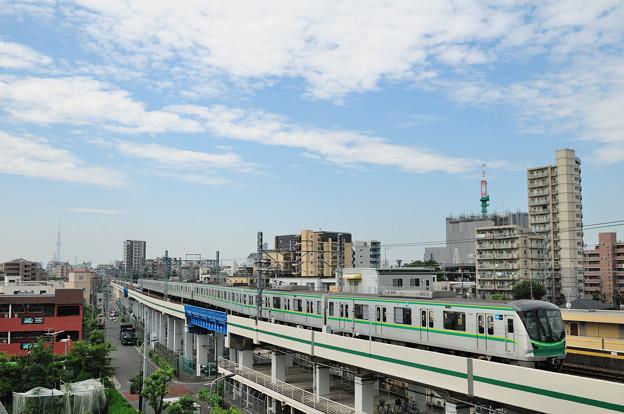 東京メトロ16000系