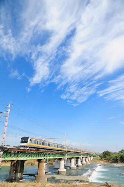 E233系快速電車