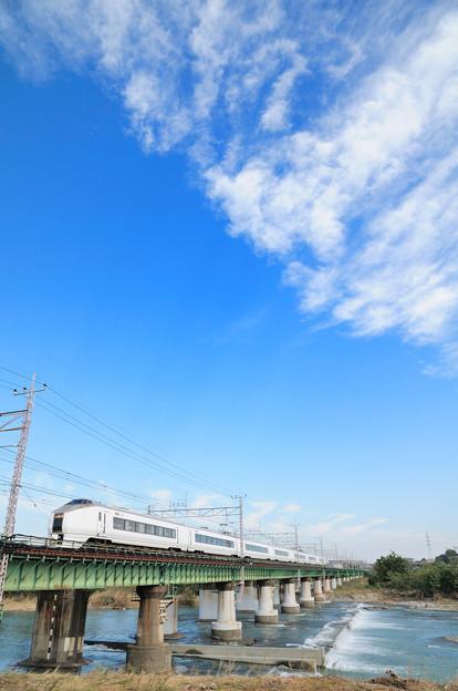 651系臨時快速列車