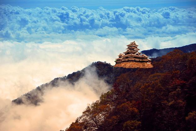 千畳敷カール天空の城