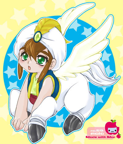 アリババマジ天使。