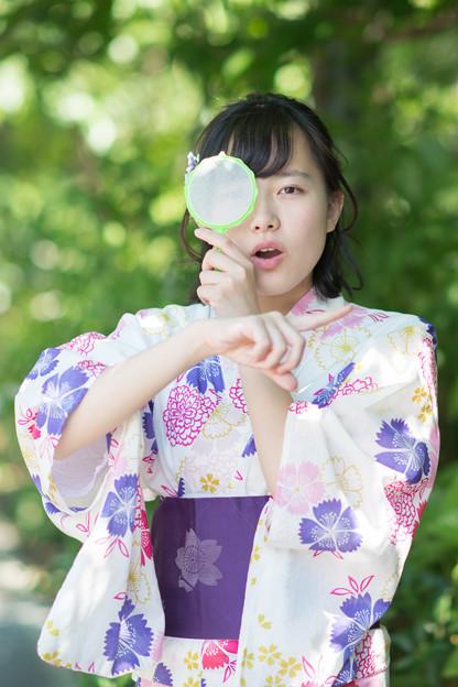 写真: 夏休みの日記2