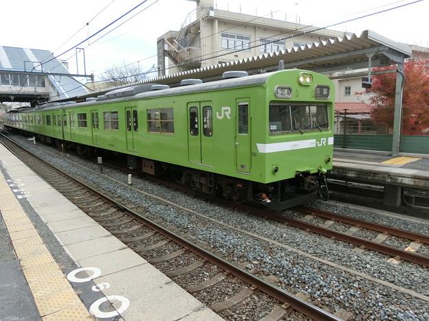 JR西日本:103系(NS409)-03