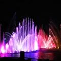 写真: 噴水ショー