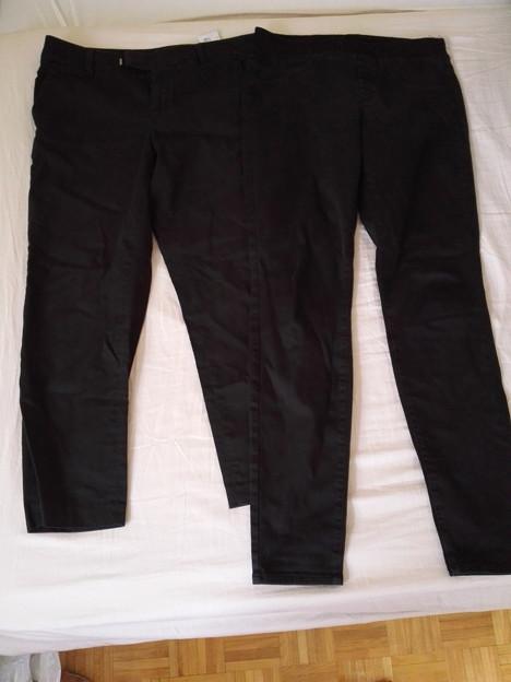 ズボン黒ユニクロMサイズ2本 3$