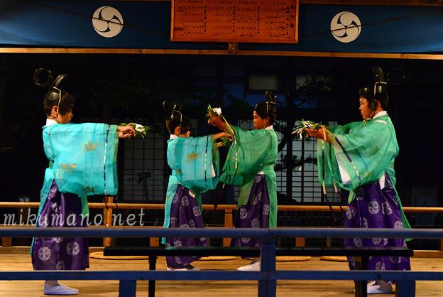 熊野那智大社例大祭3・宵宮