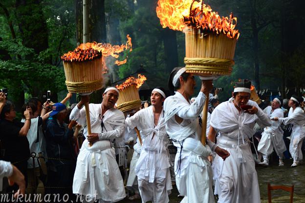 熊野那智大社例大祭9・本祭