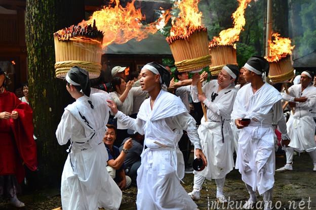 熊野那智大社例大祭10・本祭