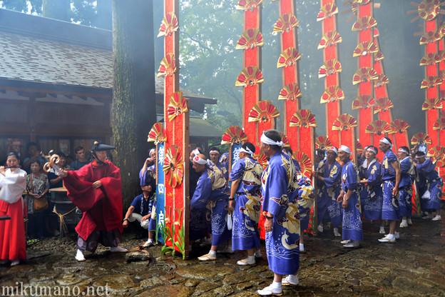 熊野那智大社例大祭18・本祭