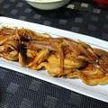 Photos: 豚ロースの生姜焼き
