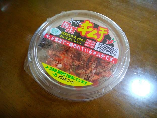北日本フード スーパー極上キムチ