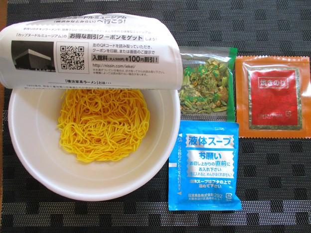 日清麺ニッポン 横浜家系ラーメン03