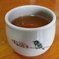 写真: お茶をどうぞ♪