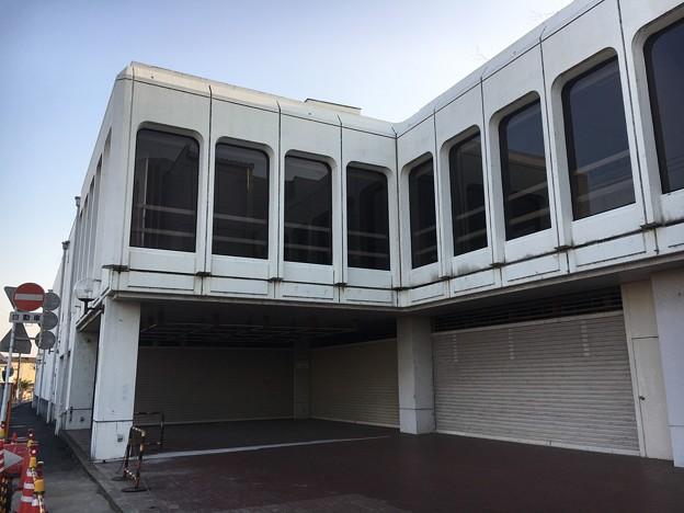 鷲宮駅に併設されていた東武ストア跡